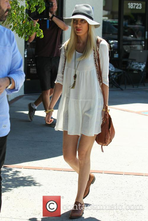Tori Spelling and Tory Spelling 17