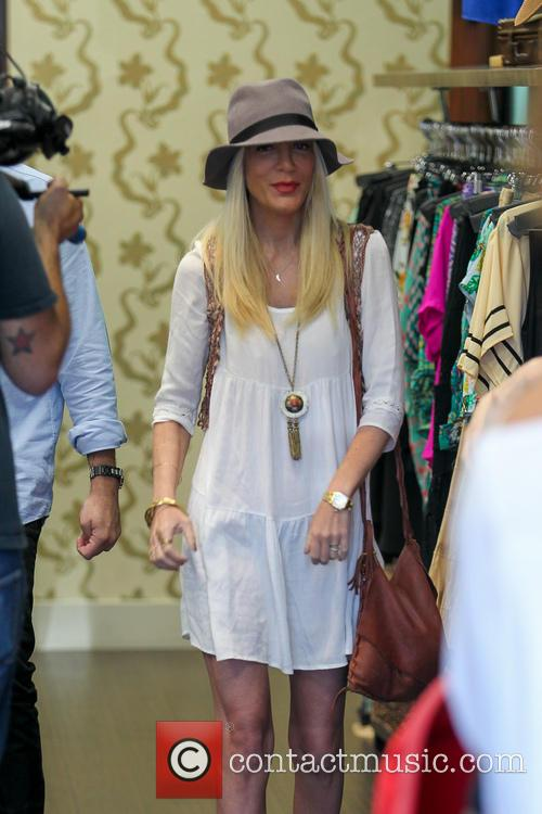 Tori Spelling and Tory Spelling 20
