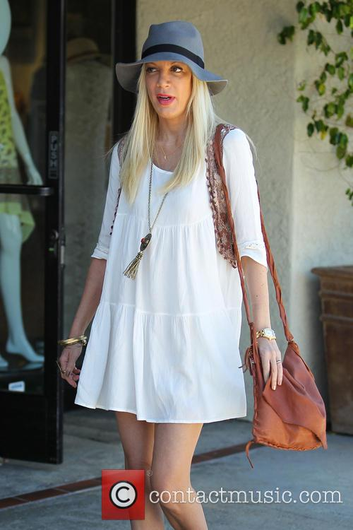 Tori Spelling and Tory Spelling 21