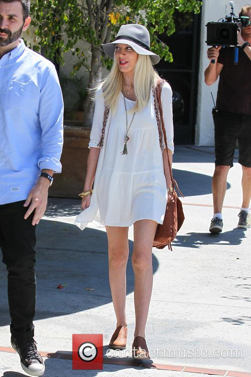 Tori Spelling and Tory Spelling 22