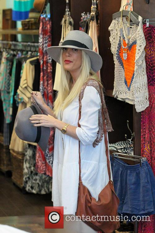 Tori Spelling and Tory Spelling 23
