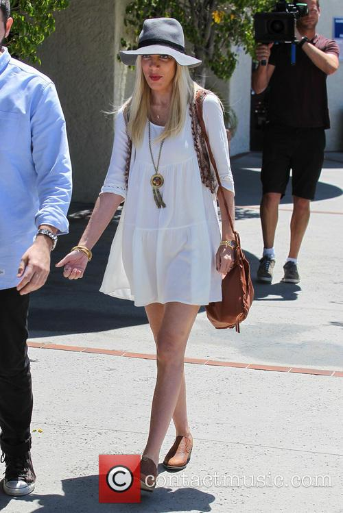 Tori Spelling and Tory Spelling 24