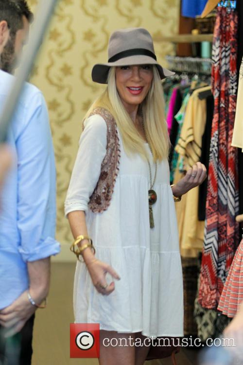 Tori Spelling and Tory Spelling 26