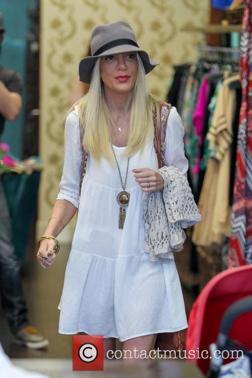 tory spelling tori spelling filming reality show 4173960