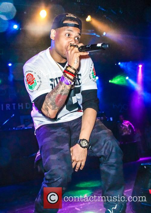 Mack Wilds 2