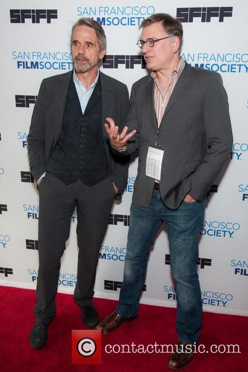 Jeremy Irons and Noah Cowan 7