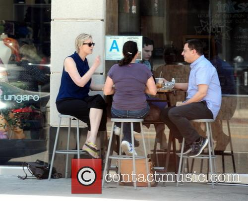 Jane Lynch Out For Lunch