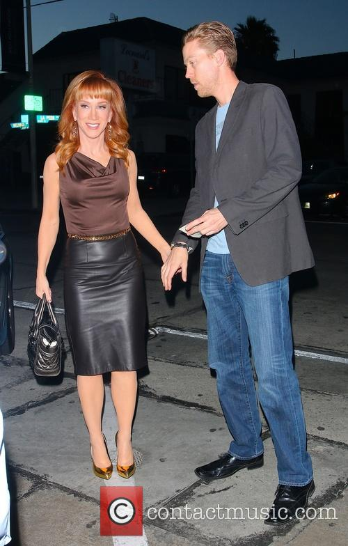 Kathy Griffin At Craig's Restaurant