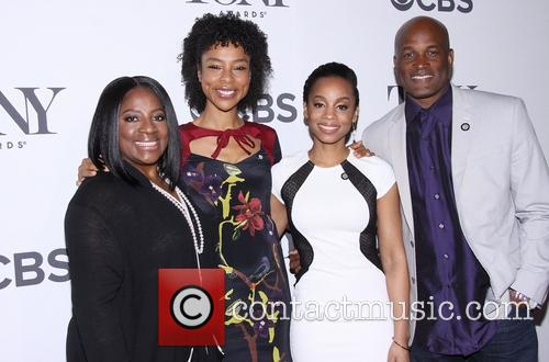 Sophie Okonedo, Latanya Richardson Jackson, Anika Noni Rose and Kenny Leon 3