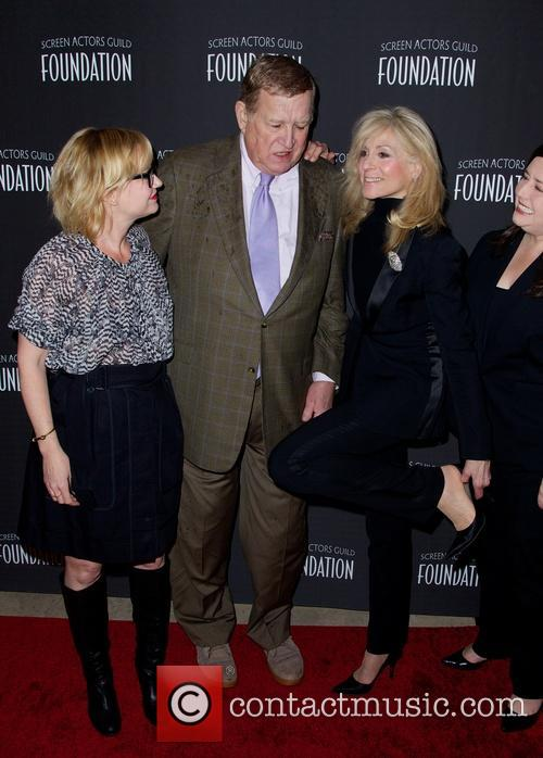Samantha Mathis, Ken Howard, Judith Light and Rebecca Damon 2
