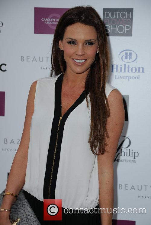 Coleen Rooney Fashion Launch
