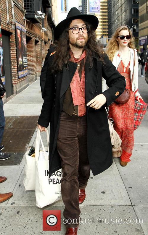 sean lennon late show with david letterman 4176645