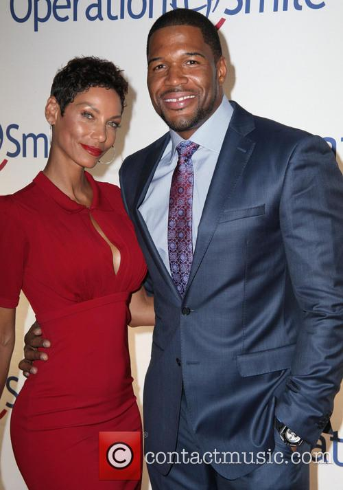 Nicole Murphy and Michael Strahan 2