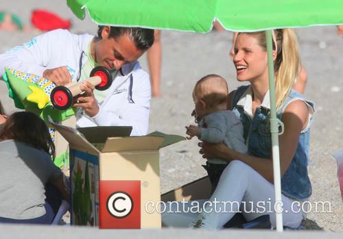 Sole Trussardi and Michelle Hunziker 20