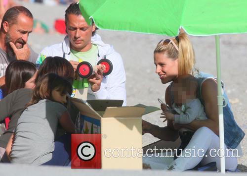 Sole Trussardi and Michelle Hunziker 23