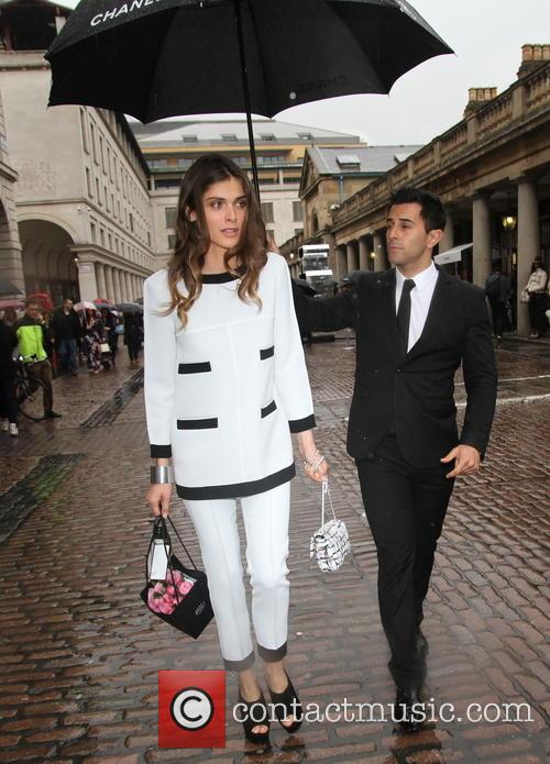 Chanel and Elisa Sednaoui 7