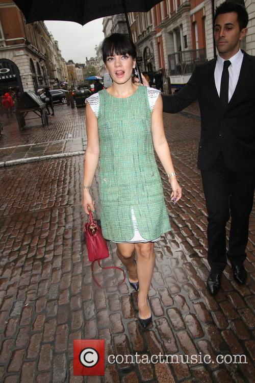 lily allen chanel vip tea party launch 4176053