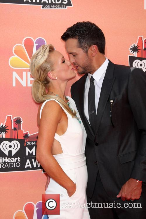 Luke Bryan and Caroline Boyer 3