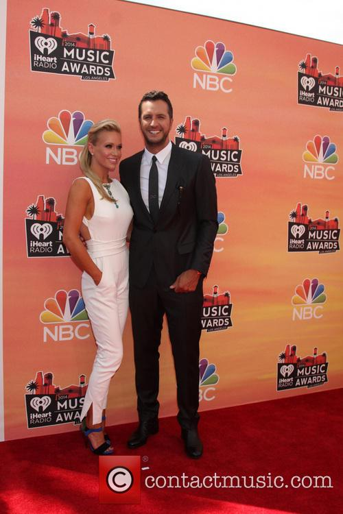 Luke Bryan and Caroline Boyer 4