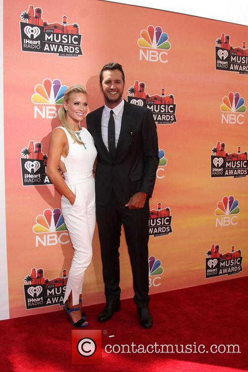 Luke Bryan and Caroline Boyer 6