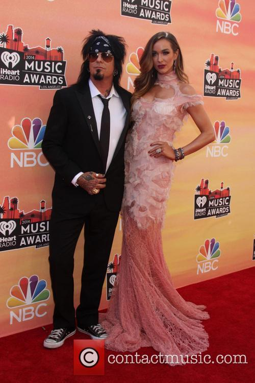 Nikki Sixx and Courtney Bingham 3