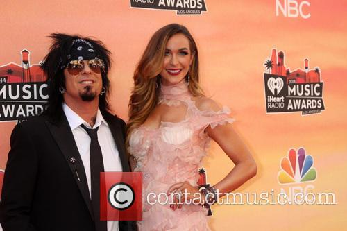 Nikki Sixx and Courtney Bingham 4