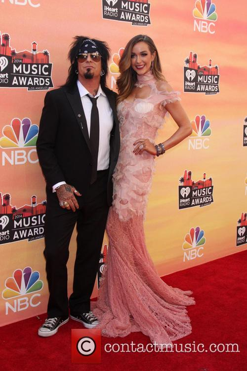 Nikki Sixx and Courtney Bingham 5