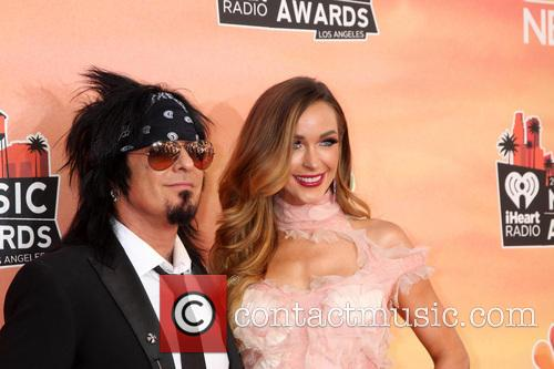 Nikki Sixx and Courtney Bingham 6