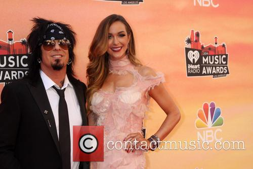 Nikki Sixx and Courtney Bingham 9