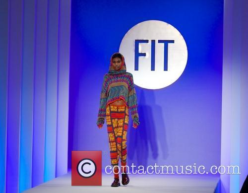 FIT's The Future and Fashion Runway Show 15