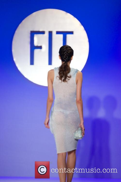 FIT's The Future and Fashion Runway Show 39