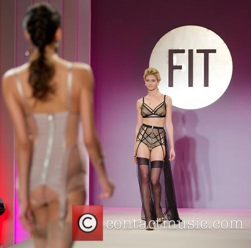 FIT's The Future and Fashion Runway Show 46