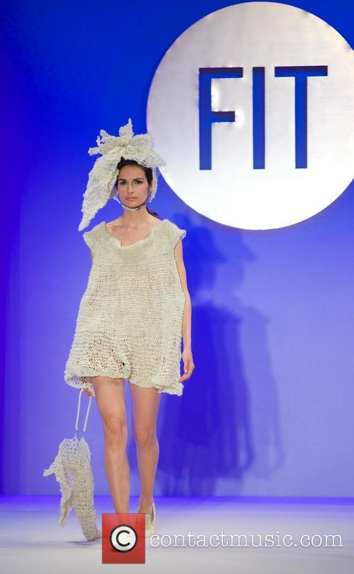 FIT's The Future and Fashion Runway Show 49