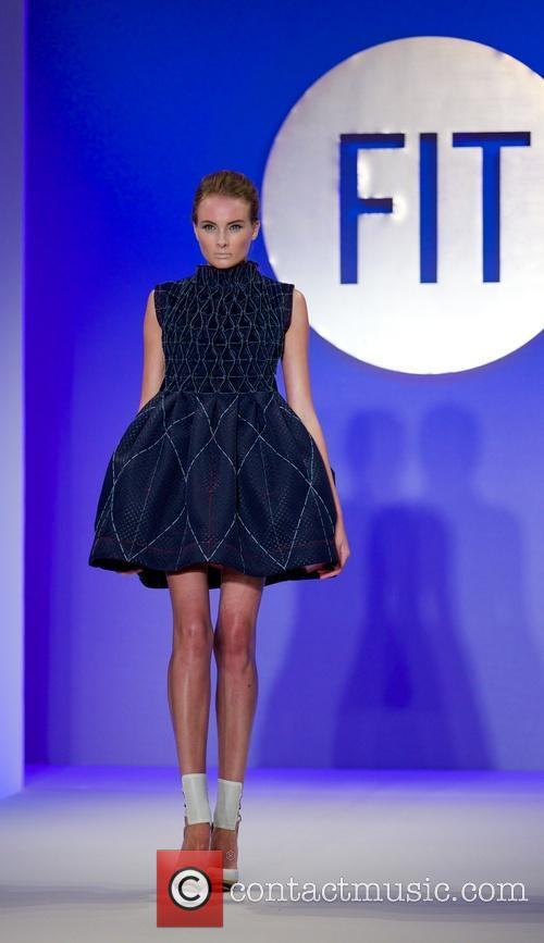 FIT's The Future and Fashion Runway Show 58