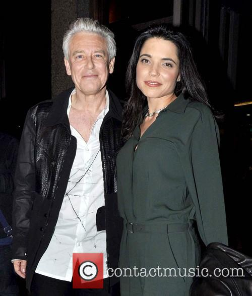 Adam Clayton and Mariana Teixeira 3
