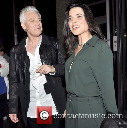 Adam Clayton and Mariana Teixeira 4