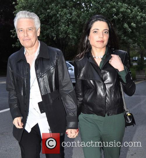 Adam Clayton and Mariana Teixeira 8