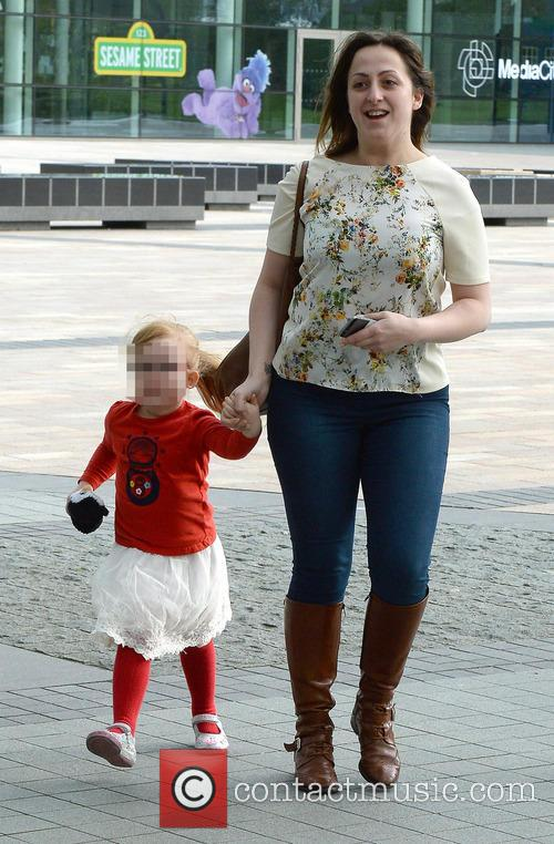 Natalie Cassidy and Eliza Cottrell 2