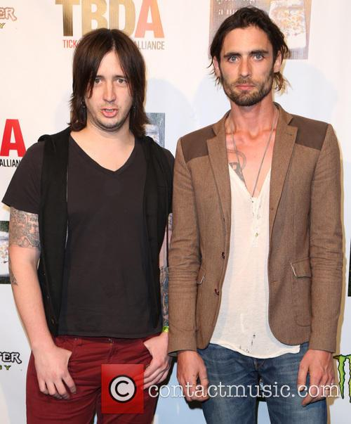 Nick Wheeler and Tyson Ritter