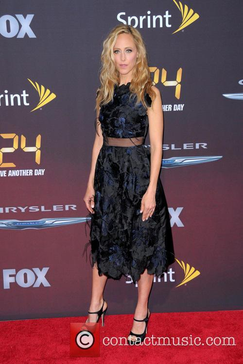 Kim Raver - '24: Live Another Day' world premiere ...