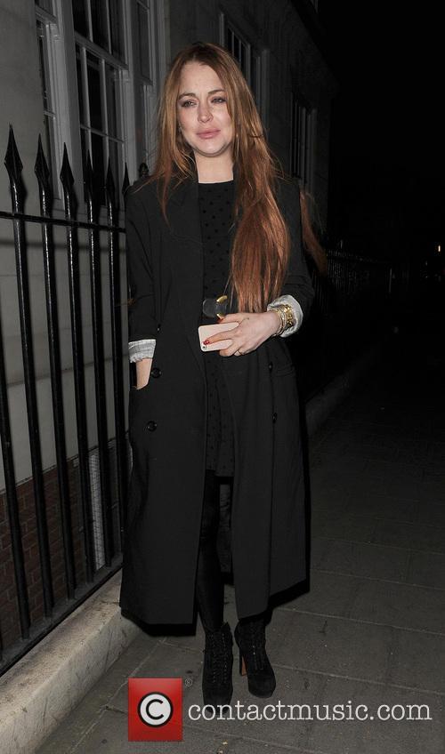 Lindsay Lohan 17