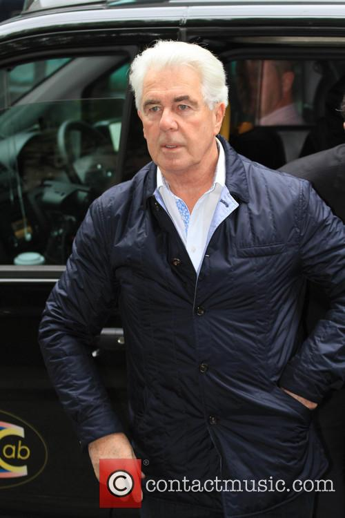 Max Clifford at Southwark Crown Court