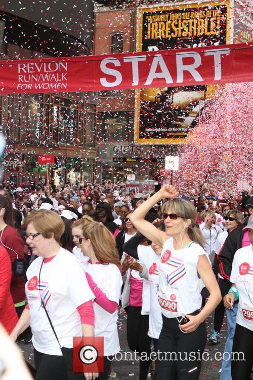 17th Annual EIF Revlon Run Walk for Women