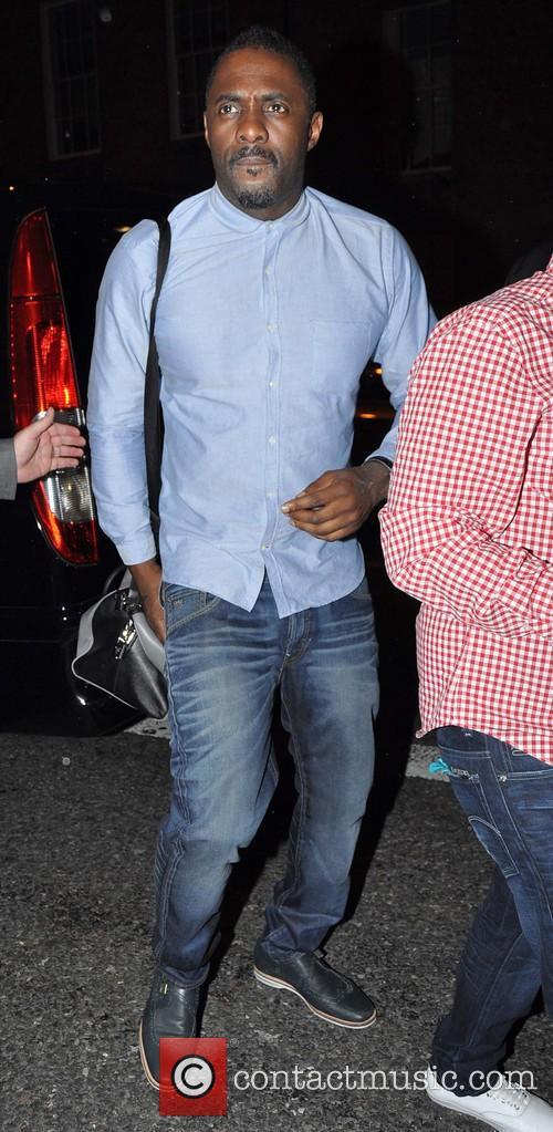 Celebrities arrive at Bucks nightclub