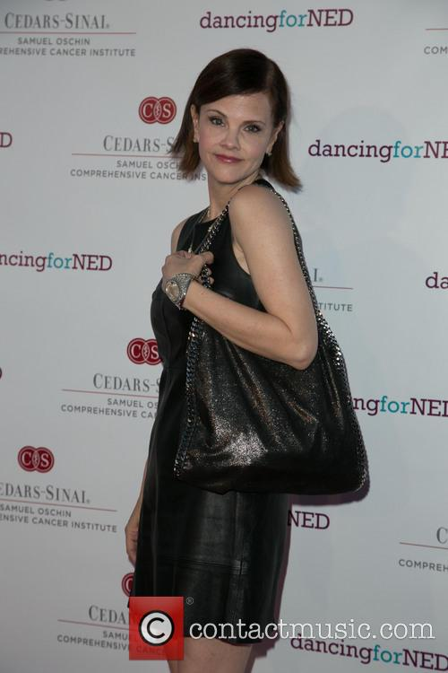 Kiersten Warren - Dancing for NED for Cedars-Sinai Womens