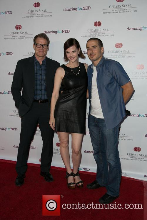 Mark Valley, Kiersten Warren and Kirk Acevedo 2