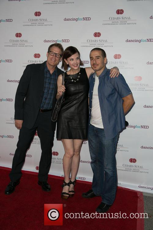 Mark Valley, Kiersten Warren and Kirk Acevedo 1