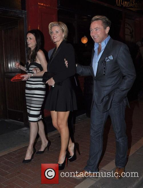 Michael Flatley and Niamh Flatley 1