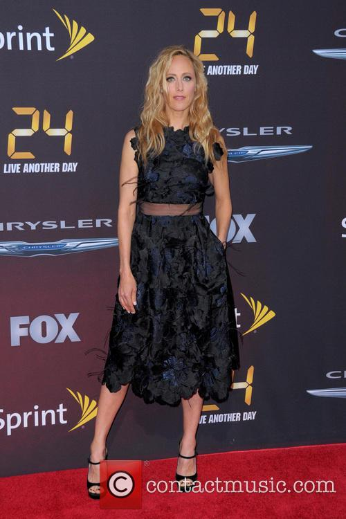 Kim Raver - 24: Live Another Day World Premiere | 3 ...