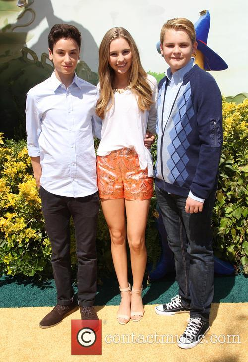 Teo Halm, Ella Wahlestedt and Reese C. Hartwig 2